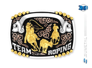 9048FJ PDC - Fivela Country  Team Roping