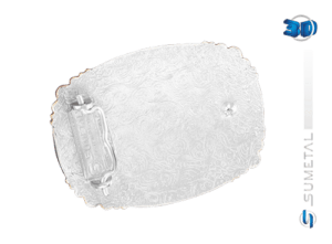 9223FJ PDC - Fivela Country ABQM Laço Comprido