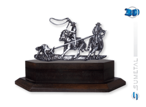 TR0902 PV - 2 Bases - Troféu Country Team Roping