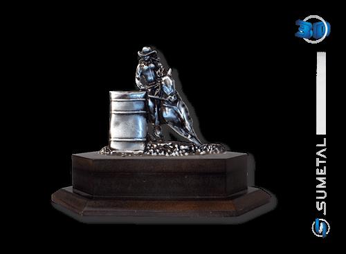 TR0900 OV - 3 Bases - Troféu Country Touro
