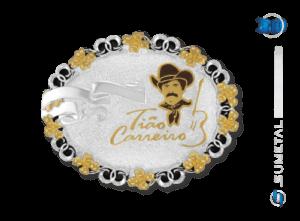 9701F PD - Fivela Country Tião Carreiro
