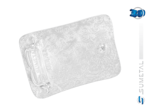 9105F PD - Fivela Country Laço Comprido