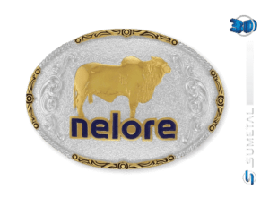 9870F PD -Fivela Country Nelore