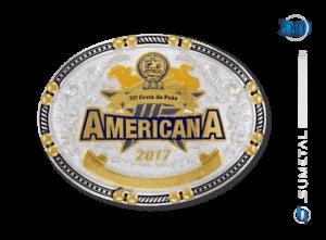 10060F - Fivela Country Festa do Peão de Americana 2017