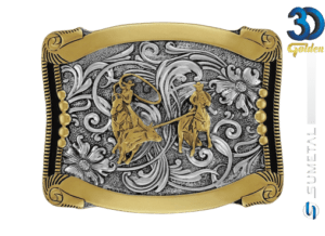 9058FE PD - Fivela Country Team Roping