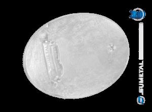 10628FJ PD - Fivela Country Mangalarga