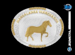 10628F PD - Fivela Country Mangalarga