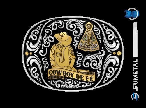 10630FJ PD - Nossa Senhora - Cowboy De Fé