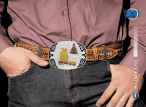 10630F PD - Nossa Senhora - Cowboy De Fé