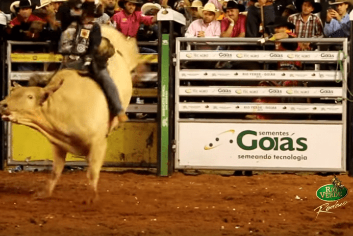 Rodeio de Rio Verde 2018 - Disputa Final Touros