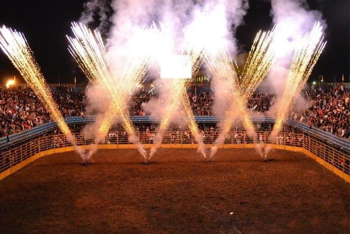 Confira as principais arenas de rodeio do Brasil