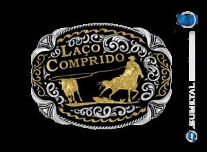 11021FJ PD - Fivela Country Laço Comprido