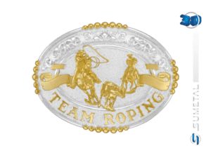 9916F PD - Fivela Country Team Roping
