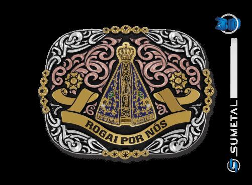 11163FJ PDC - Fivela Country Nossa Senhora