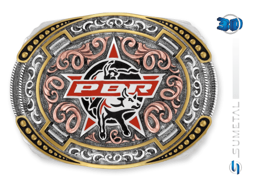 11409FE PDC - Fivela Country PBR PROFESSIONAL BULL RIDERS