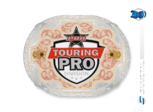 11414FJB - Fivela Country PBR PROFESSIONAL BULL RIDERS