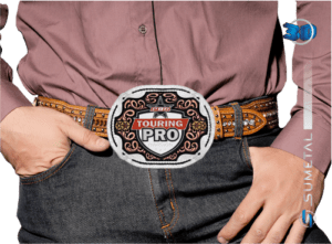 11414FJP - Fivela Country PBR PROFESSIONAL BULL RIDERS