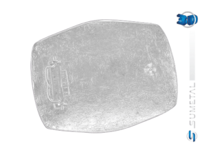11425FJ PD - Fivela Country PBR PROFESSIONAL BULL RIDERS