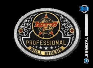 11433FJ PD - Fivela Country PBR PROFESSIONAL BULL RIDERS