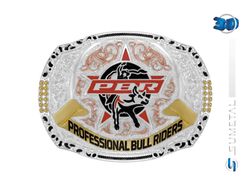 11436F PDC - Fivela Country PBR PROFESSIONAL BULL RIDERS