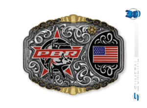 11443FE PD - Fivela Country PBR PROFESSIONAL BULL RIDERS