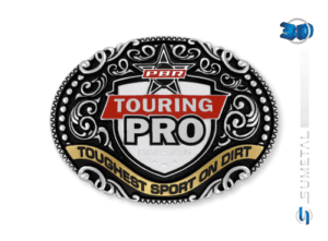 11447FJ PD - Fivela Country PBR PROFESSIONAL BULL RIDERS