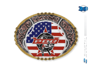 11448FE PDC - Fivela Country PBR PROFESSIONAL BULL RIDERS