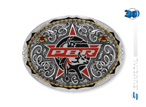 11452FE PD - Fivela Country PBR PROFESSIONAL BULL RIDERS