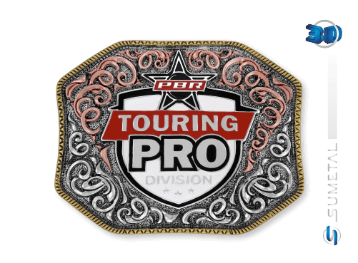 11453FE PDC - Fivela Country PBR PROFESSIONAL BULL RIDERS