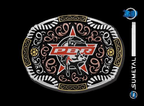 11467FJ PDC - Fivela Country PBR PROFESSIONAL BULL RIDERS