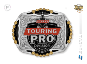 11469F ND - Fivela Country PBR PROFESSIONAL BULL RIDERS