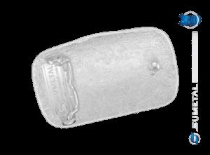 9799F PDC - Fivela Country Laço Comprido Feminino