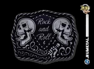 10921FJ PV - Fivela Rock and Roll
