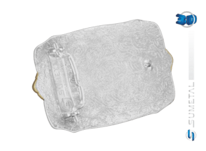 11024F PD - Fivela Country Laço Comprido