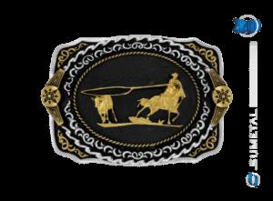 11024FJ PD - Fivela Country Laço Comprido