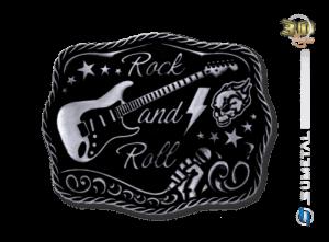 11138FJ PV - Fivela Rock and Roll