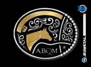 11476FJ PD - Fivela Country Cabeça de Cavalo ABQM