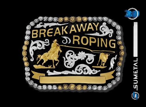 9798FJ PD - Fivela Country BreakAway Roping
