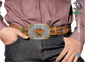 11992F ND - Fivela Country PBR PROFESSIONAL BULL RIDERS