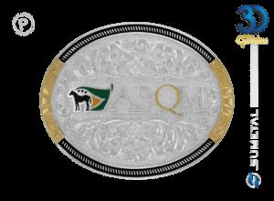 12085F PD - Fivela Country ABQM Infantil