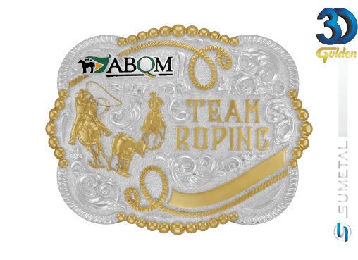 12105F PD - Fivela Country ABQM Team Roping