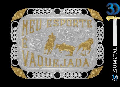 12115F PD - Fivela Country Vaquejada