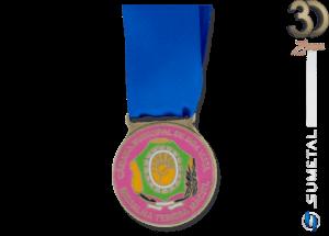 ET1042 OV - Medalha Câmara Municipal de Boa Vista Personalizada