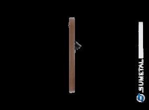 AC0575 - Abridor De Garrafa De Parede Magnético com Logo Personalizada Tião Carreiro
